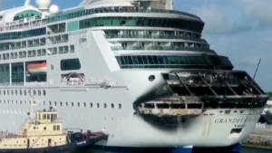 Dozens of passengers on Royal Caribbean cruise fall ill
