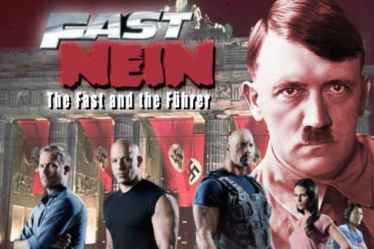 "Someone wants to make a spin-off of Fast & Furious movie titled ""Fast Nein: The Fast & The Führer"""