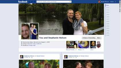 #SocialMedia: Facebook's new page for inseparable couples... no way!