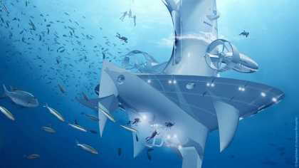 #SeaOrbiter, A Starship Enterprise of the Sea, Will Launch Its Exploration In 2016