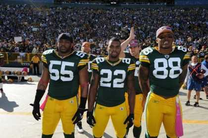 Aaron Rodgers #Photobomb | #Sports #NFL