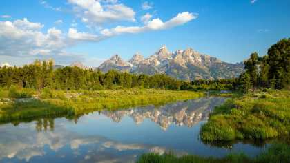 #Photography: #Nature: Morning At Tetons, Wyoming, USA