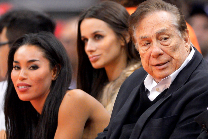 Too bad for Donald Sterling, he got setup by a gold digger who knew he is a racist...