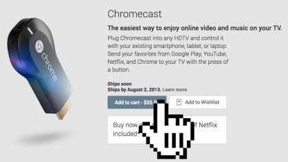 #Tech: What Is Google Chromecast?