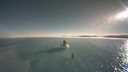 North Pole is melting, forms lake at top of the world | #GlobalWarming