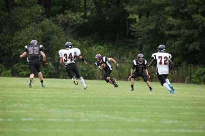 #20 #highschoolfootball #chargers #kickreturn