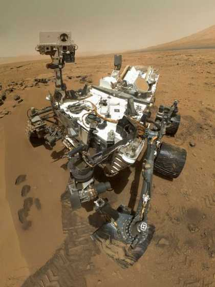 How Did #Mars Curiosity Rover Took a Self-Portrait? | #science