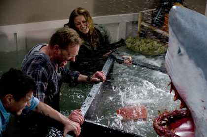 #Movies: #TV: '#Sharknado 2: The Second One' revealed as the title for Syfy flick's sequel to the first one... lol