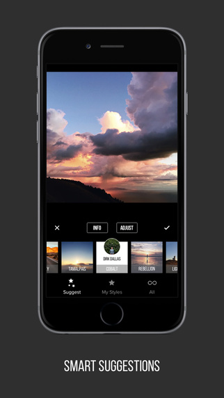 #PhotoAndVideo: Priime - photo editor with cool filters