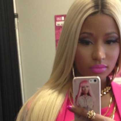 What is Nicki Minaj snapchat?