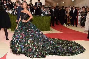 Best Dressed Celebrities at Met Gala 2016