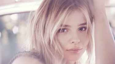 Introducing #CoachTheFragrance featuring the gorgeous Chloe Grace Moretz