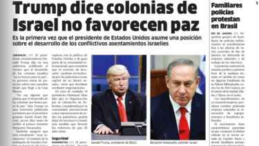 Dominican Republic's El Nacional newspaper mistakes Alec Baldwin for President Trump