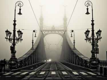 #BestPhotography: Liberty Bridge, Budapest