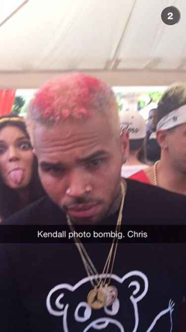 Chris Brown Snapchat Username @Bpchrisbrown