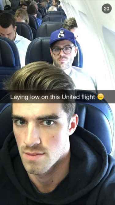 The Chainsmokers Snapchat Username @TheChainsmokers