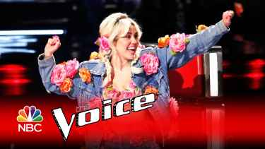 Miley Cyrus brings more fun and energy to The Voice