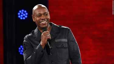 Dave Chappelle gets 3 Netflix original comedy specials