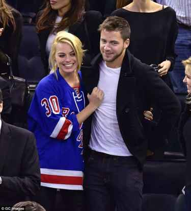 Margot Robbie marries longtime boyfriend Tom Ackerley during secret wedding ceremony