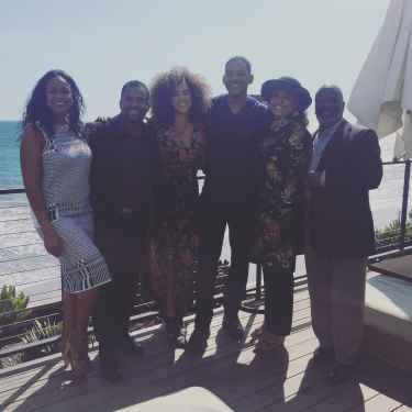 Alfonso shared 'Fresh Prince of Bel-Air' reunion photo on Instagram