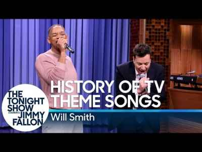 Will Smith Performs 'Prince of Bel-Air' Theme at The Tonight Show w/ Jimmy Fallon!