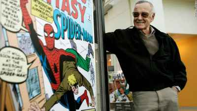 #Marvel Actors React to Stan Lee's Death, Visionary Creator of Marvel Comics
