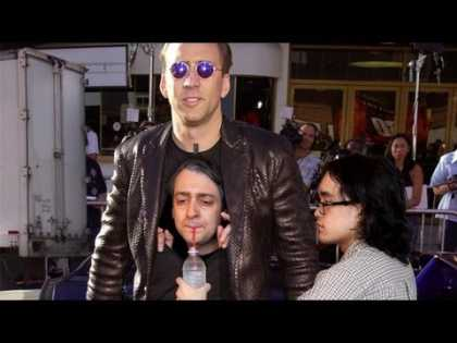#Funny: The Nicolas Cage Puppet
