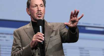 #Business: Oracle's Larry Ellison: Google CEO Page Acted 'Absolutely Evil' | #tech