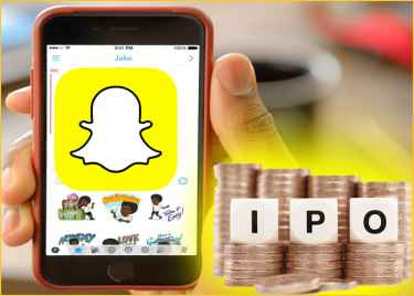 #Stocks: What is Snapchat's IPO price?