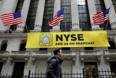 #Stocks: When is Snapchat's IPO date?