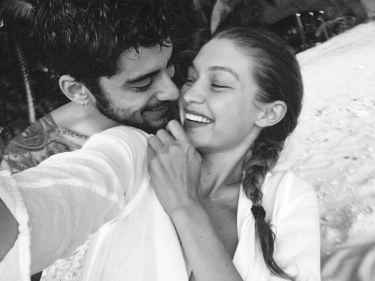 GIgi Hadid shares intimate photo with Zayn on Instagram