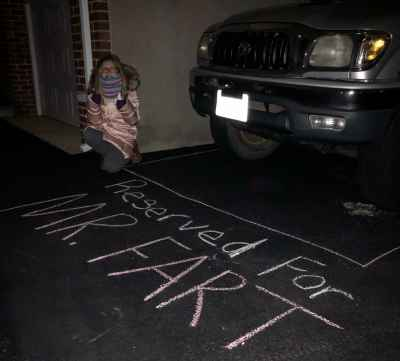 An eight year old #pranks her uncle 🤣