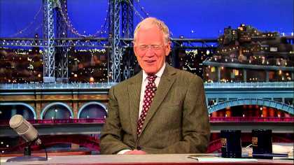 David Letterman Announces His Retirement from the Late Show | #DavidLetterman