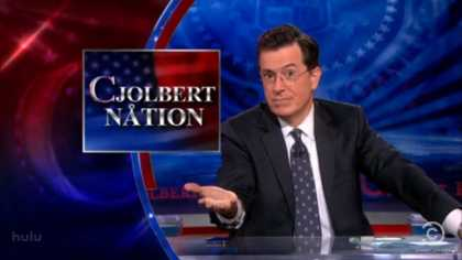 "Stephen Colbert to be the next host of ""The Late Show""... #CBS tweets"