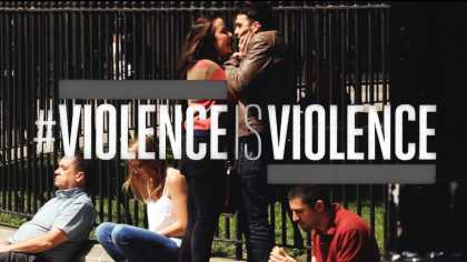 #ViolenceIsViolence: 40% Of Domestic Violence Is Suffered By Men Who Are Not Man Enough