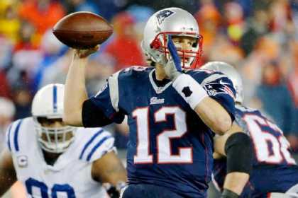 NFL Says New England Patriots Had Under-inflated Footballs In AFC Championship Game