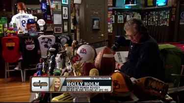 "Holly Holm on The Dan Patrick Show, ""Don't Bash Ronda Rousey..."""