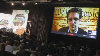 Edward Snowden: #Facebook is a surveillance company rebranded as 'social media'
