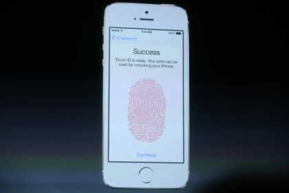 #iPhone 5s Touch ID Is A 500ppi Fingerprint Sensor