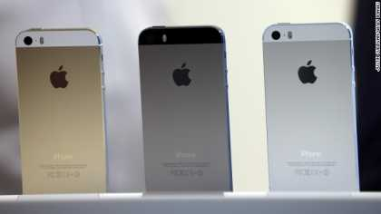 Internet, Wall Street unimpressed by new #iPhone 5s and 5c
