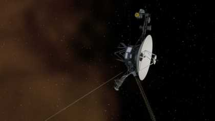 #Voyager 1 Becomes First Man-Made Object to Reach Interstellar #Space