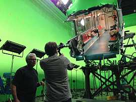 New Godzilla behind the scene #movies