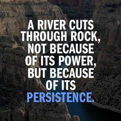 #Persistence