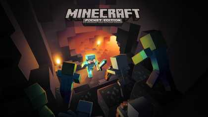 Minecraft – Pocket Edition for iOS