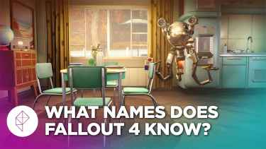 Does Fallout 4 Know How to Say Your Name?