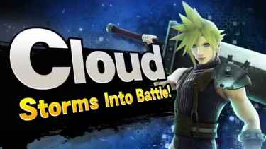 Cloud Strife Is Coming To 'Super Smash Bros'!