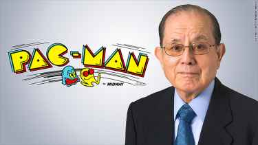 Masaya Nakamura, the 'Father of Pac-Man', has died at age 91