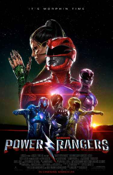 It's Morphin Time... New 'Power Rangers' #Poster