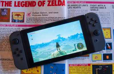 Nintendo Switch Is a Success! 20 Million Sold Since Launch