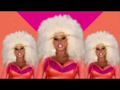 "#OMG: ""Peanut Butter"" by #RuPaul featuring Big Freedia"